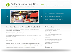 Builders Marketing Tips