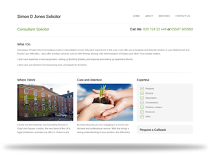 Simon Jones Solicitor